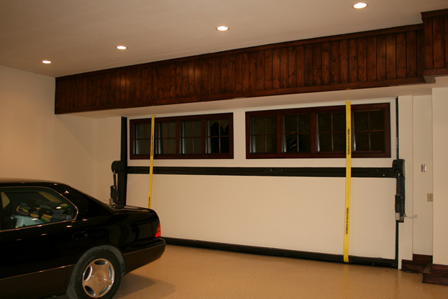 Schweiss Doors Residential Bifold Garage Door Photos