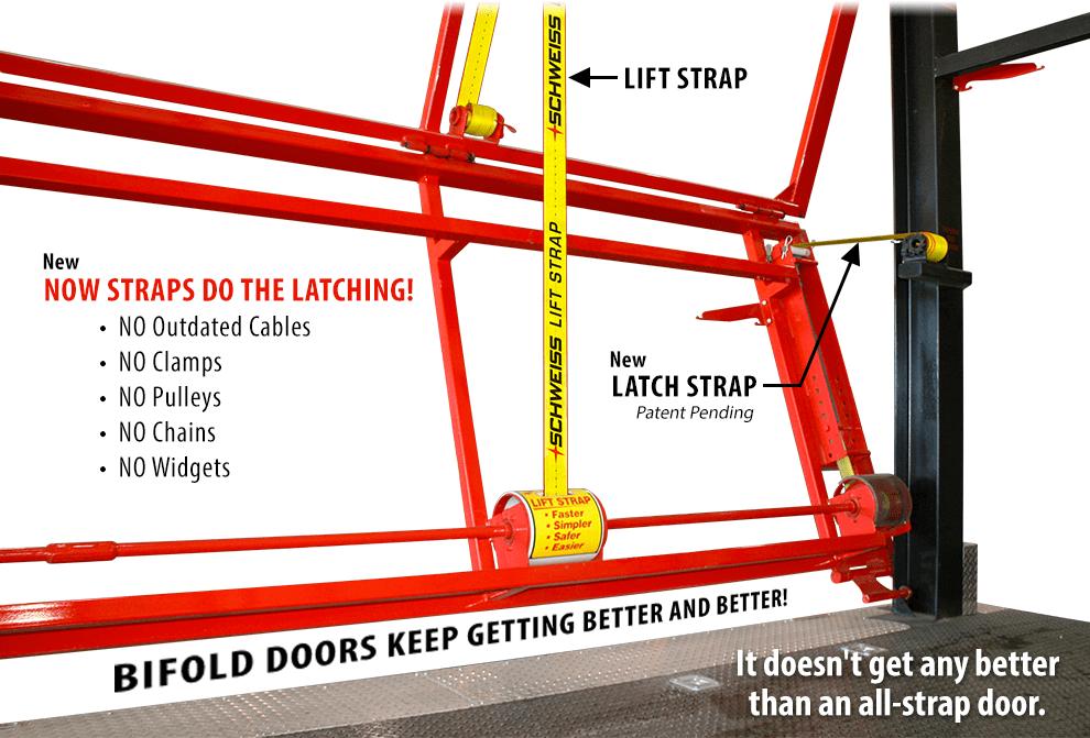 Bifold Doors - Hangar Doors | Hydraulic Doors | Schweiss Doors